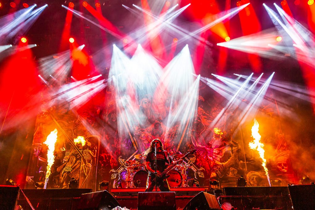 Slayer Resurrection Fest 2019