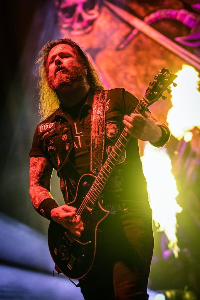 Crónica Resurrection Fest 2019 Slayer