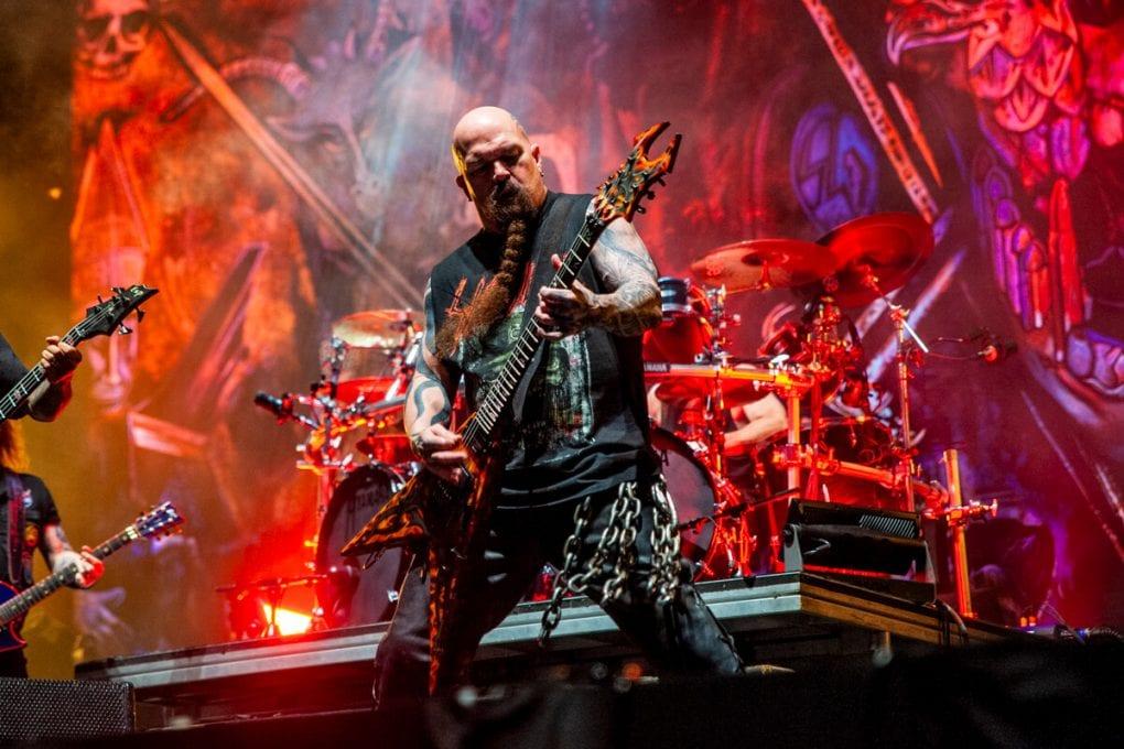 Slayer Resurrection Fest