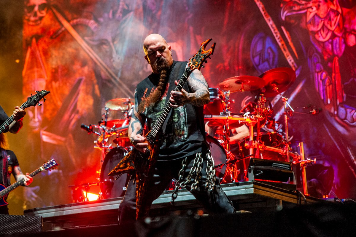 Slayer Resurrection Fest