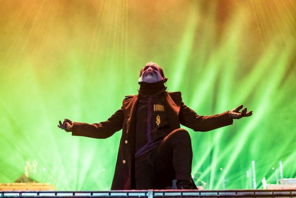 Corey Taylor Slipknot Mystic Festival 2019
