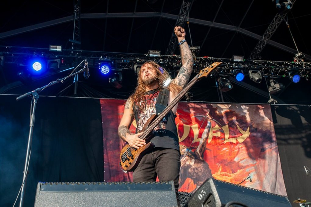 Soulfly Download Festival Madrid 2019