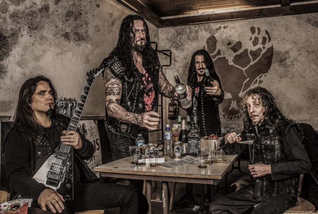Destruction entrevista