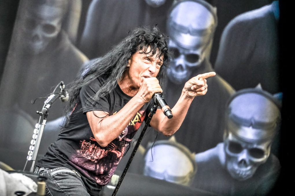 Anthrax Wacken 2019