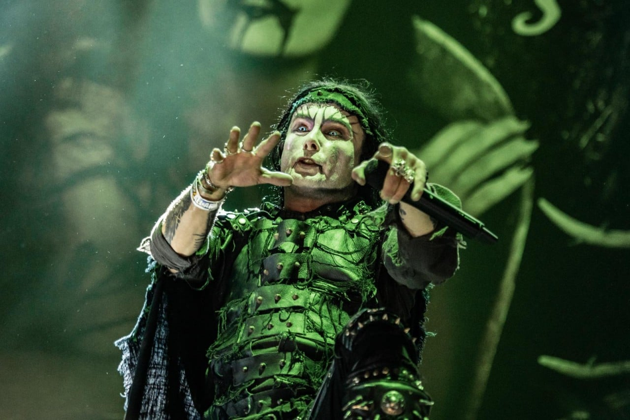 Cradle Of Filth Leyendas del Rock