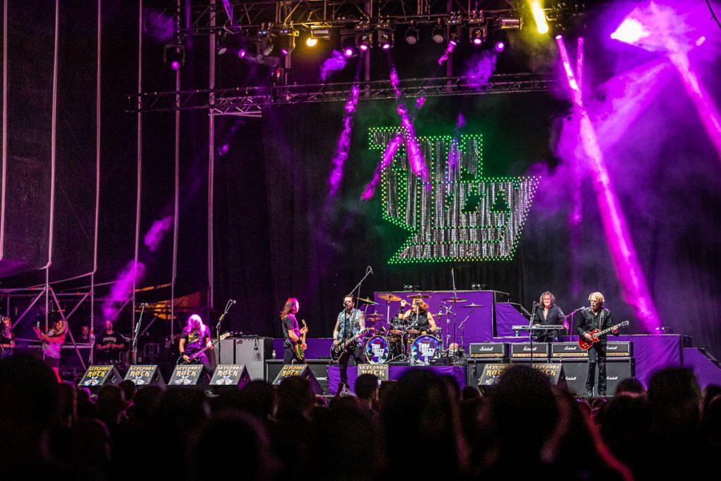 Crónica Leyendas del Rock 2019 Thin Lizzy