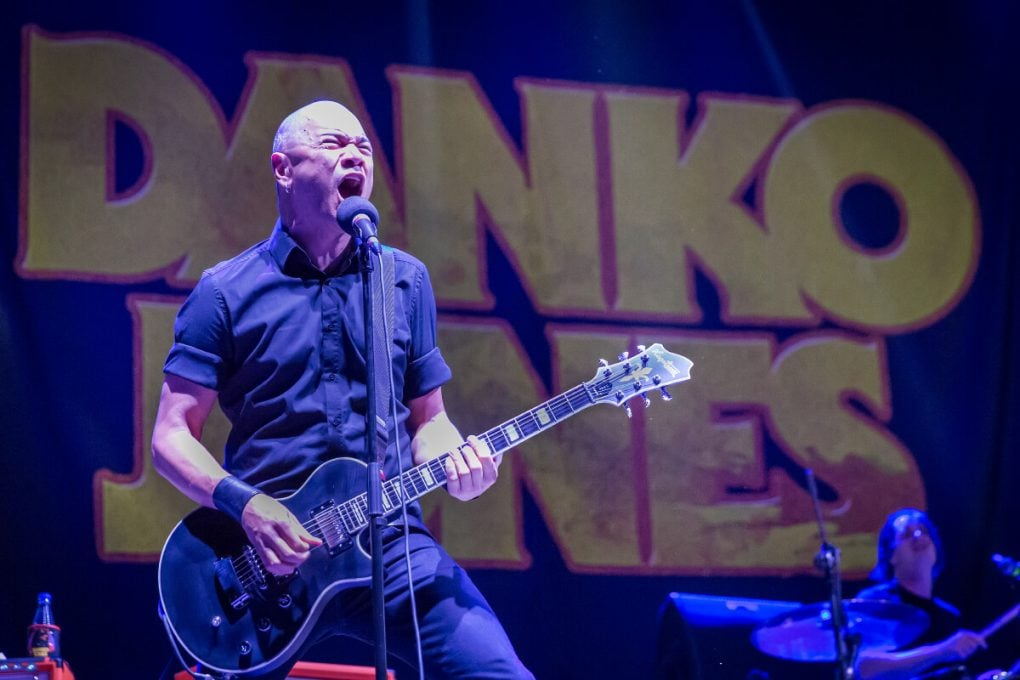 Danko Jones Tsunami Xixón 2019