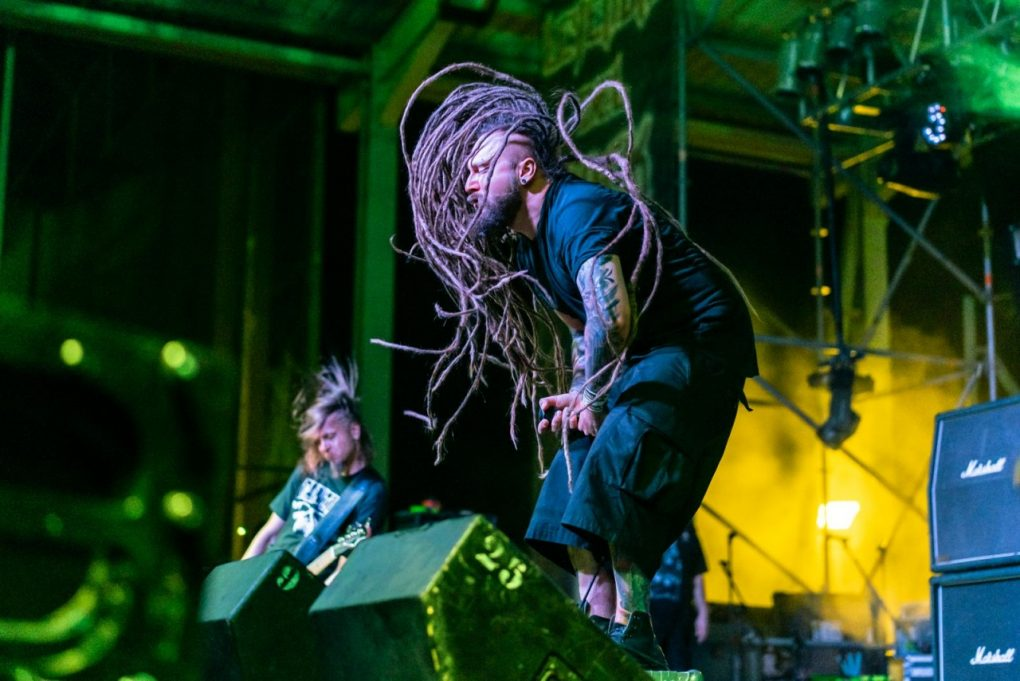Decapitated Leyendas del Rock