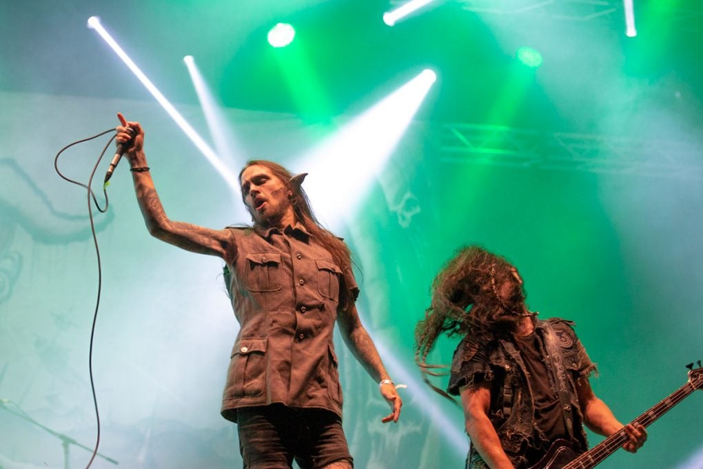 Finntroll MetalDays 2019