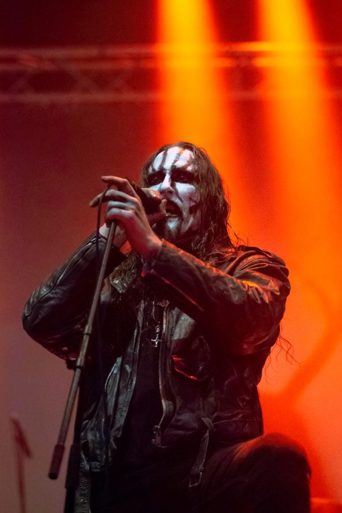 Gaahl's Wyrd MetalDays 2019