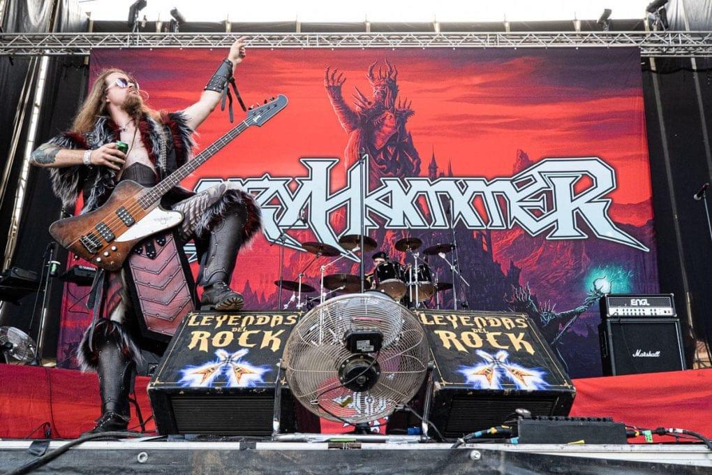 Gloryhammer Leyendas del Rock