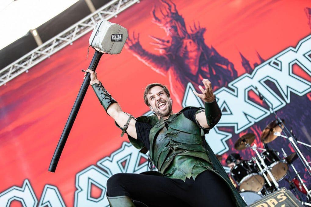 Gloryhammer Leyendas del Rock 2019