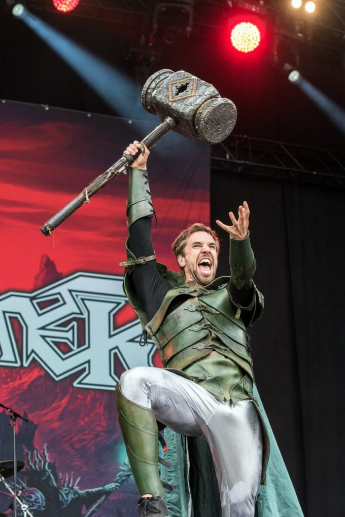 Gloryhammer Wacken 2019