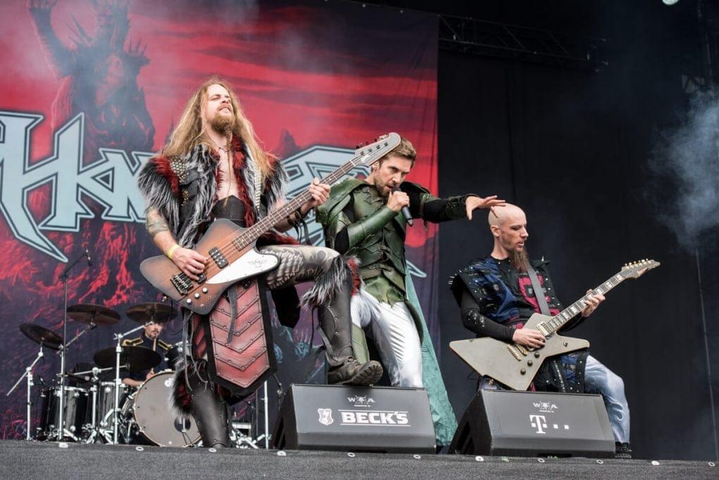 Gloryhammer Wacken Open Air 2019