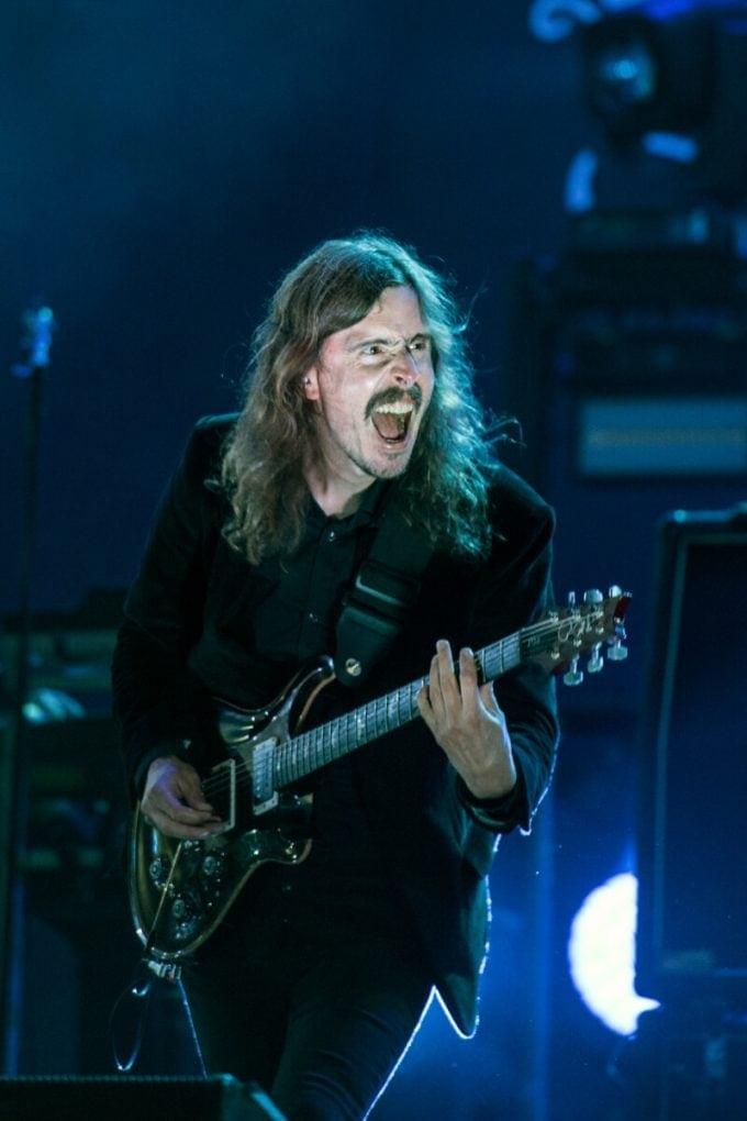 Opeth Wacken 2019