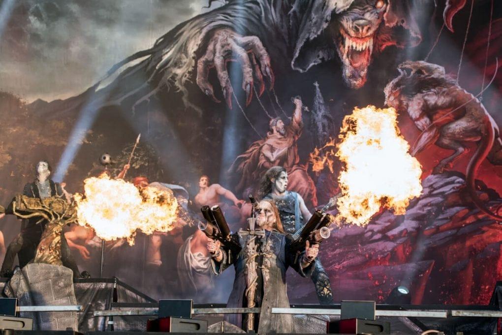 Powerwolf Wacken 2019