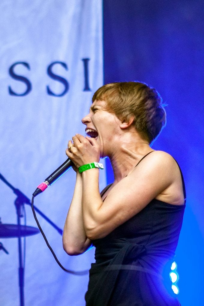 Rolo Tomassi MetalDays 2019