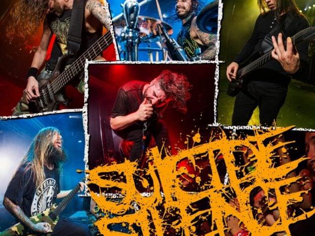 Suicide Silence Live & Mental