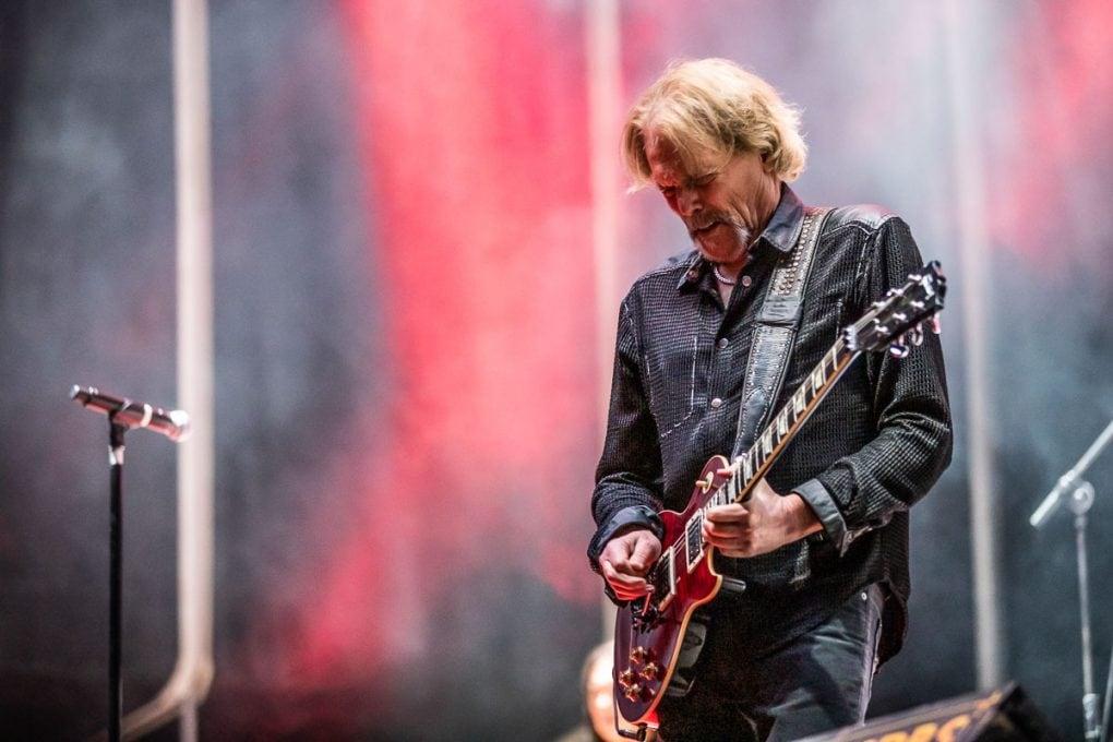 Thin Lizzy Leyendas del Rock 2019 Scott Gorham