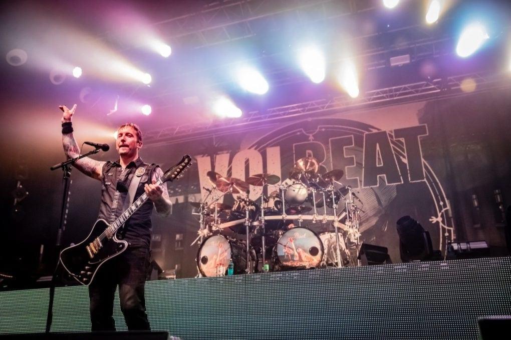 Crónica Volbeat Barcelona