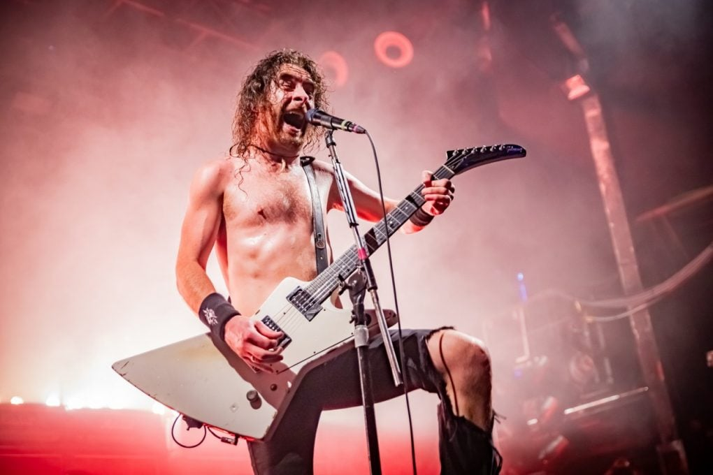 Crónica Airbourne Barcelona