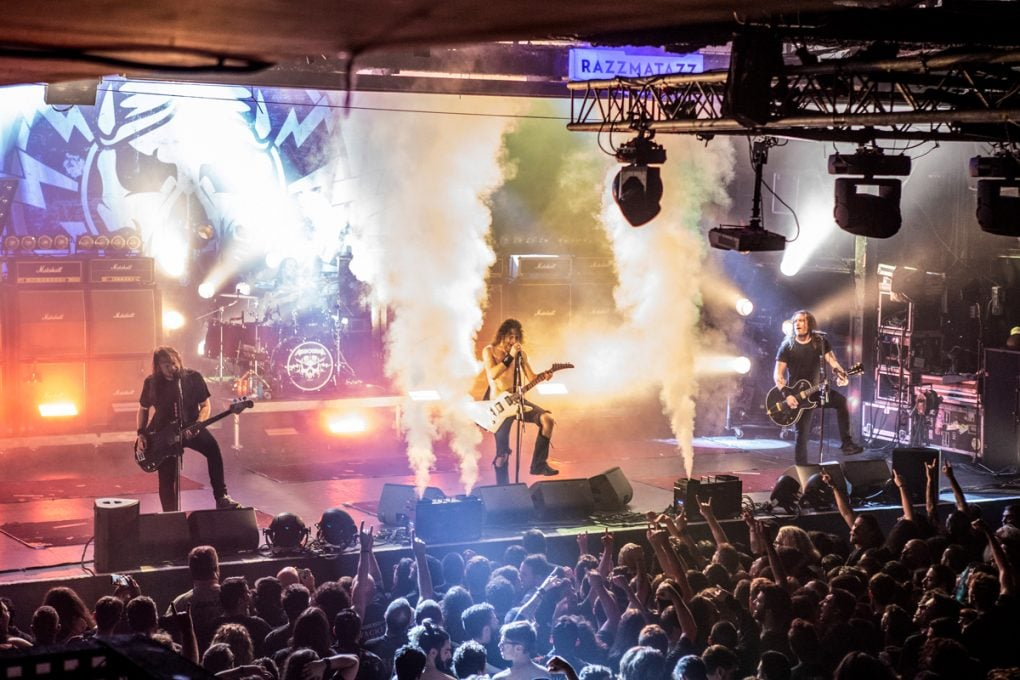 Crónica Airbourne Barcelona 2019