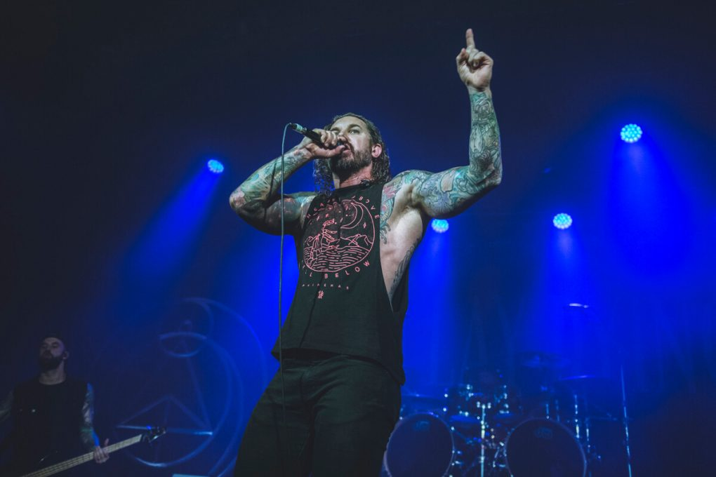 As I Lay Dying Madrid 2019