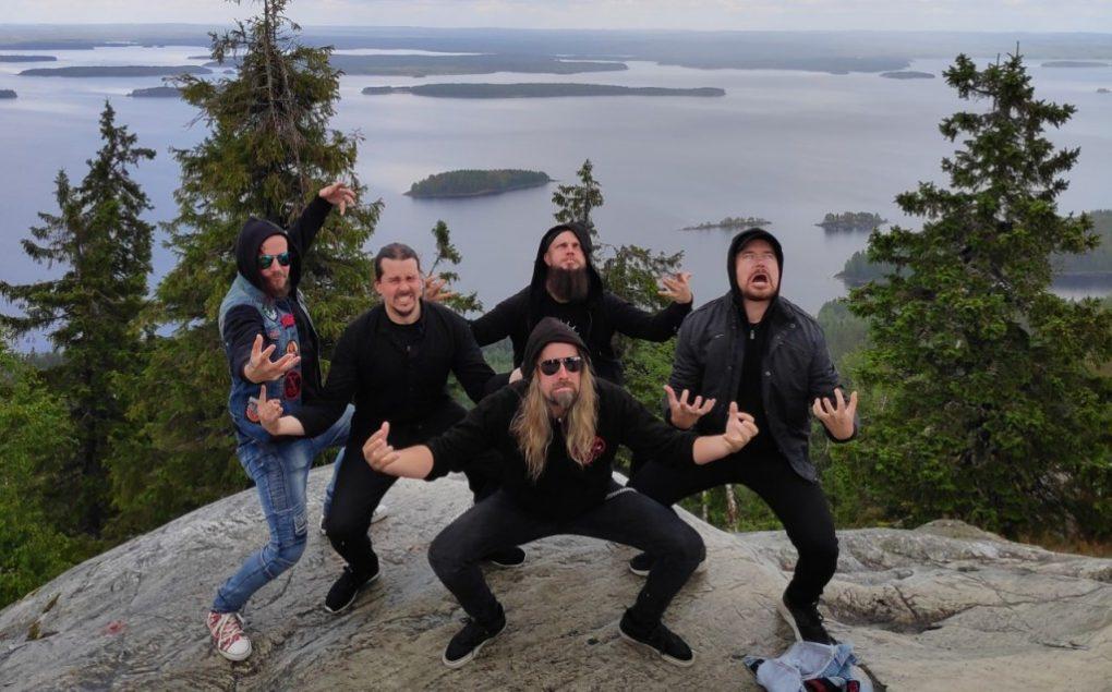 Insomnium Koli Black Metal