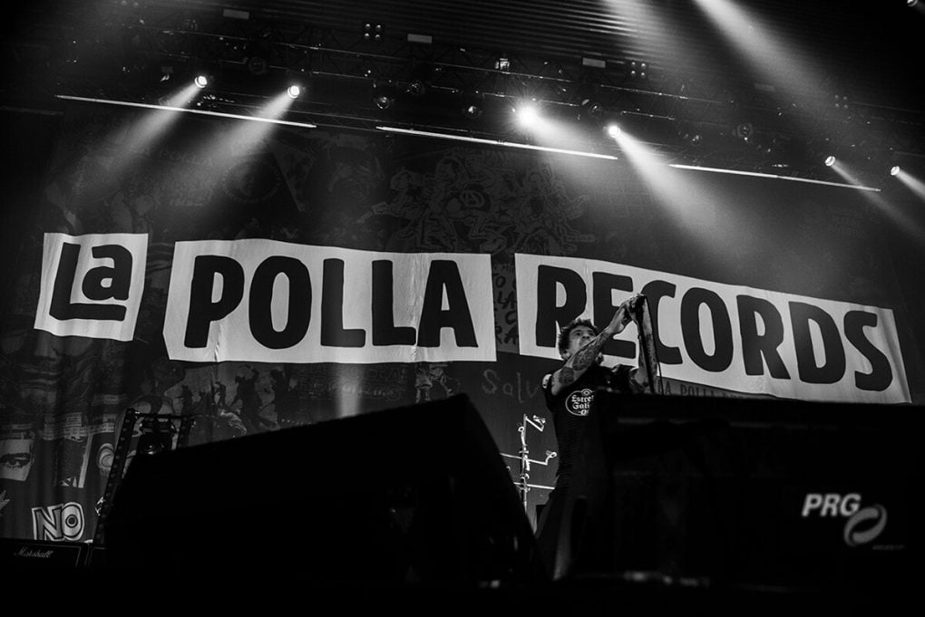 La Polla Records BEC! Bizkaia Arena