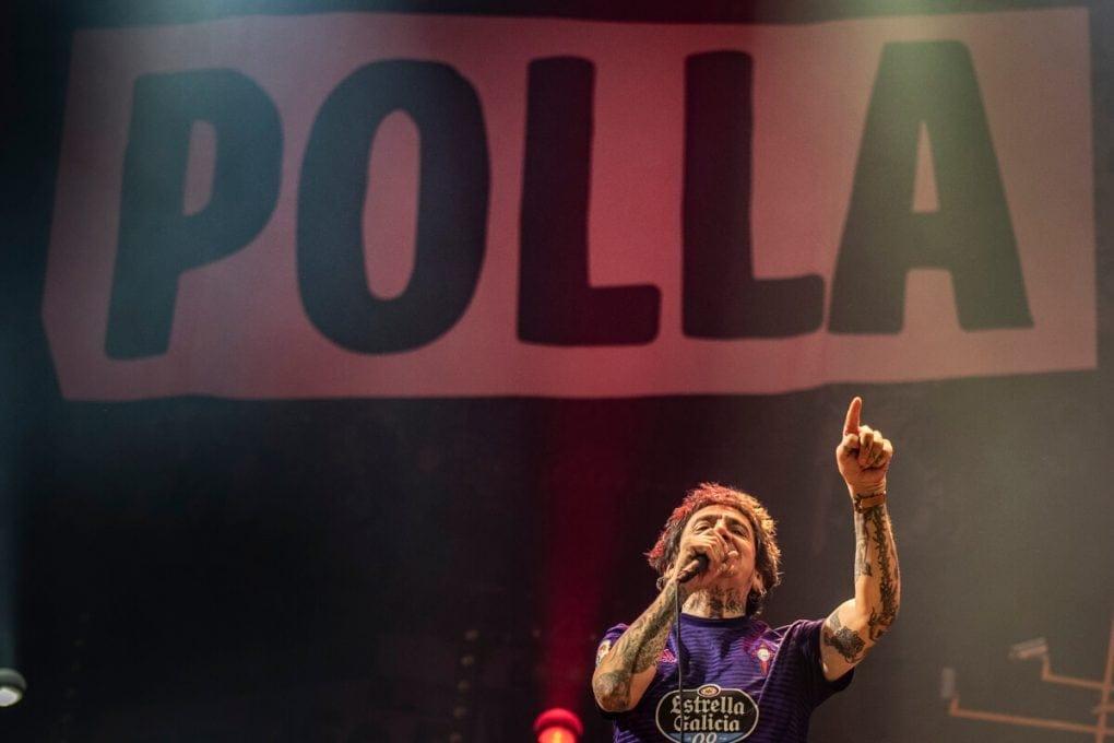 La Polla Records Bilbao Evaristo