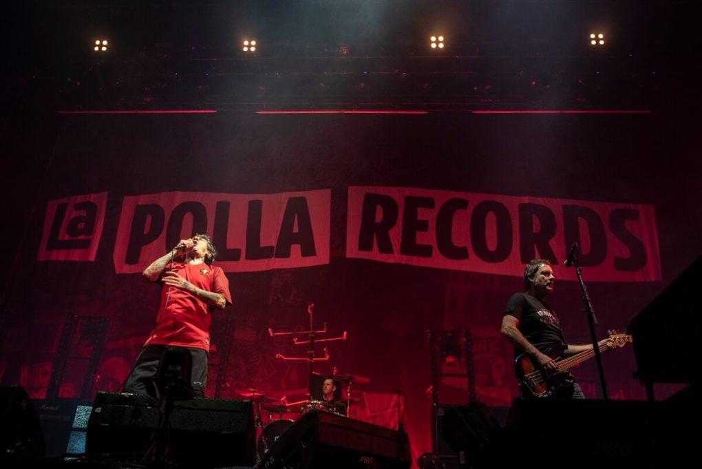La Polla Records 12 octubre Madrid