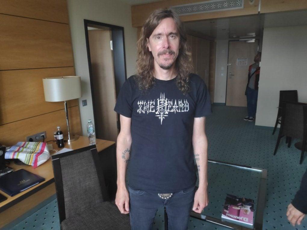 Mikael Åkerfeldt Opeth