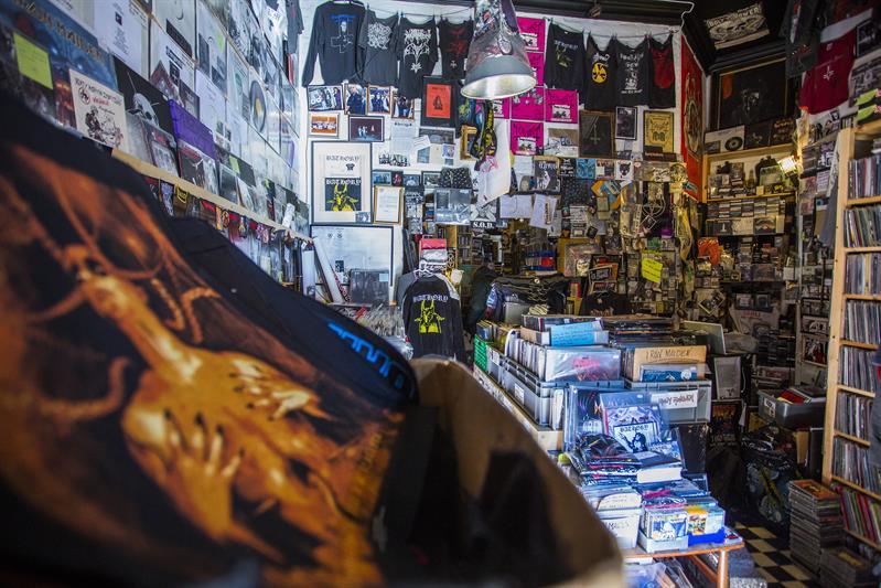 Noseblod Records Oslo