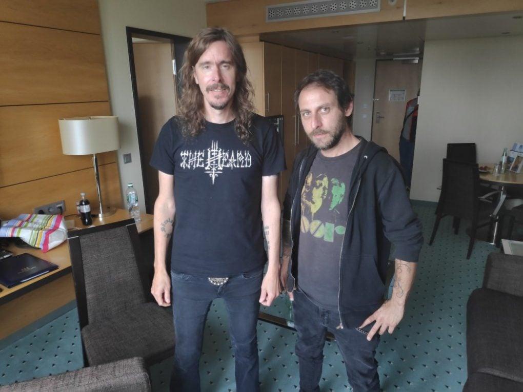 Opeth Mikael Åkerfeldt Martín Méndez