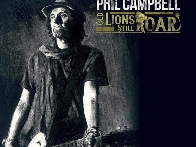 Phil Campbell Old Lions Still Roar
