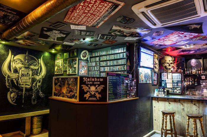 Rainbow Metal Pub Granada