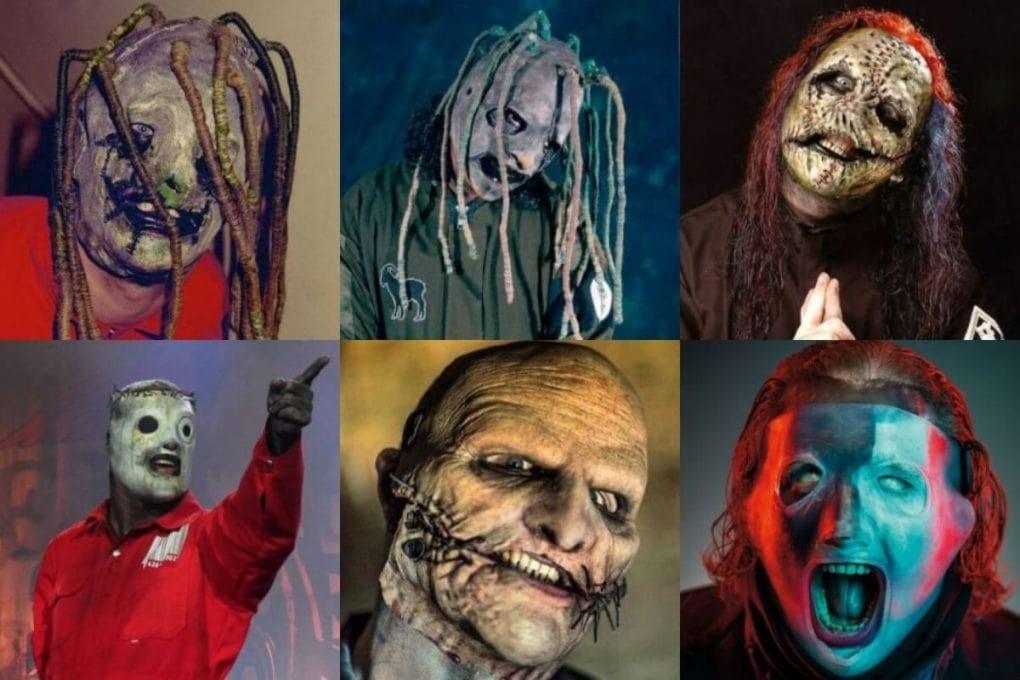 Máscaras Corey Taylor