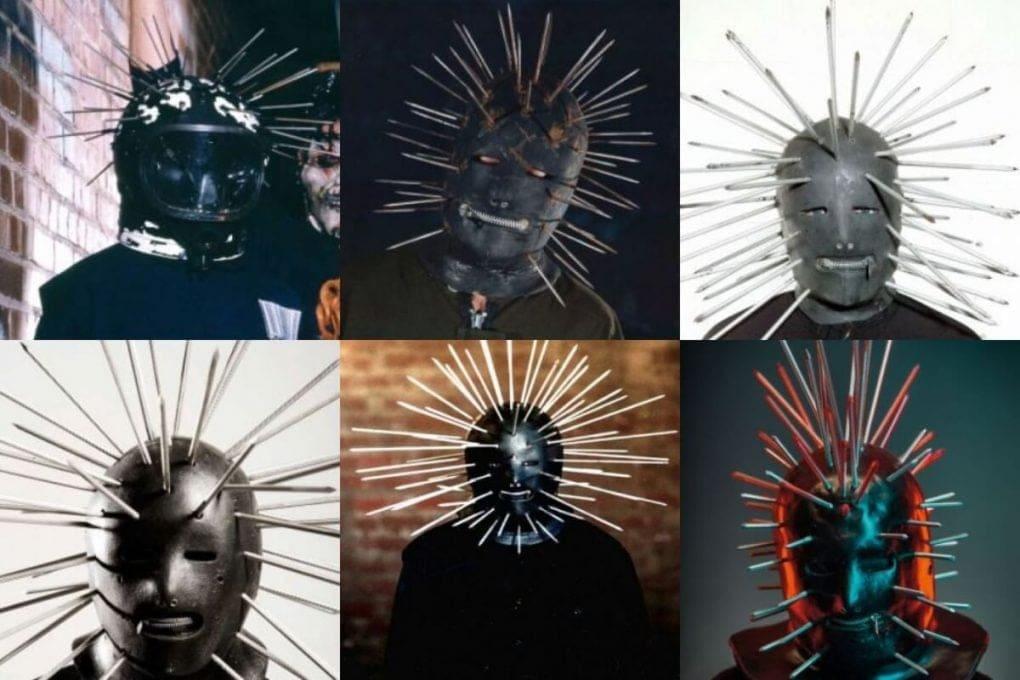 Máscaras Craig Jones