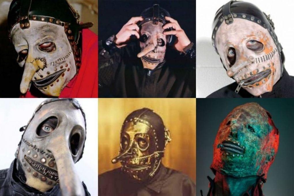 Chris Fehn Máscaras Tortilla Man