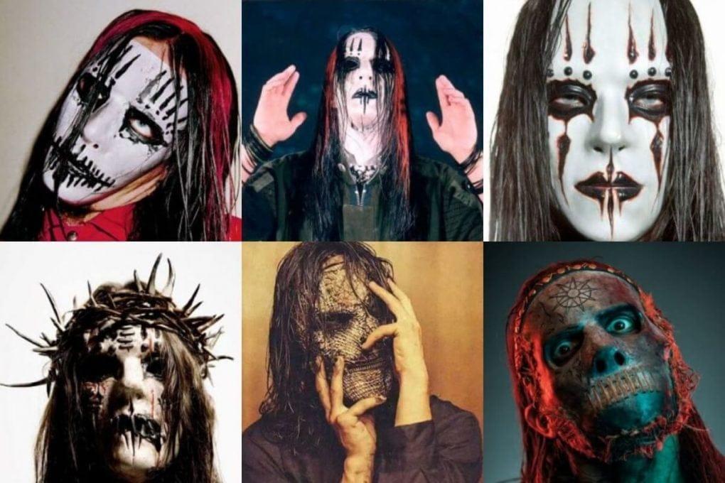 Joey Jordison Máscaras Jay Weinberg