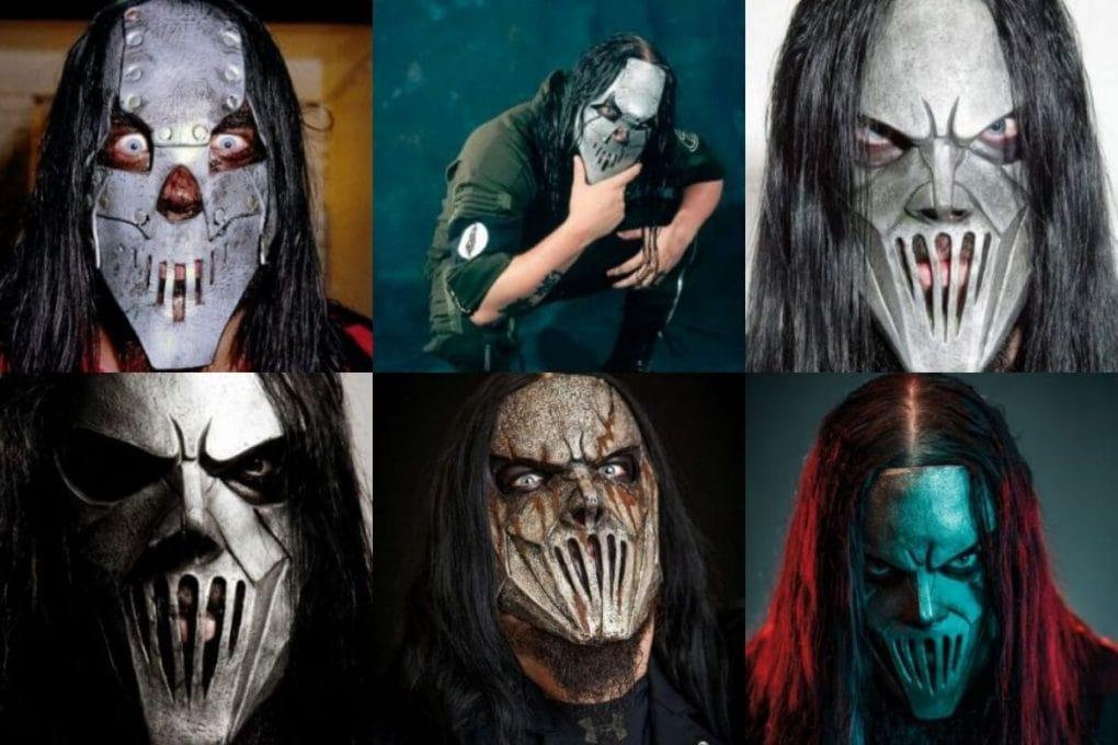 Máscaras Mick Thompson