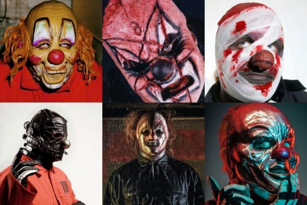 Máscaras Shawn Crahan