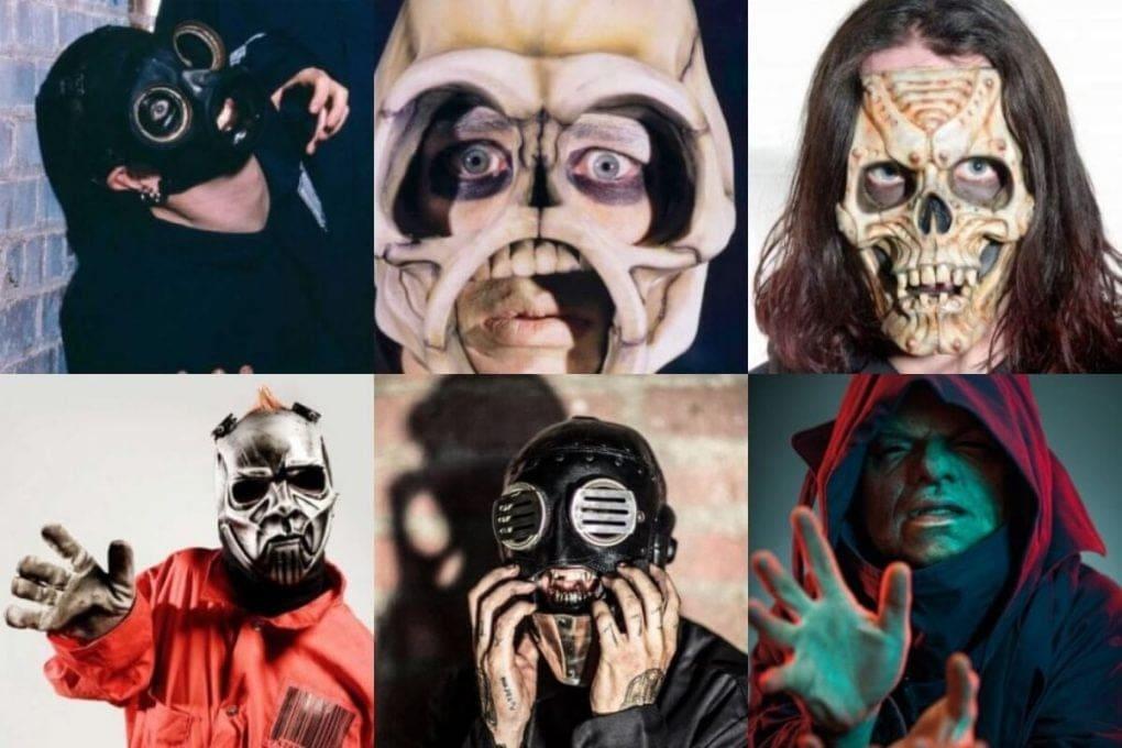 Máscaras Sid Wilson