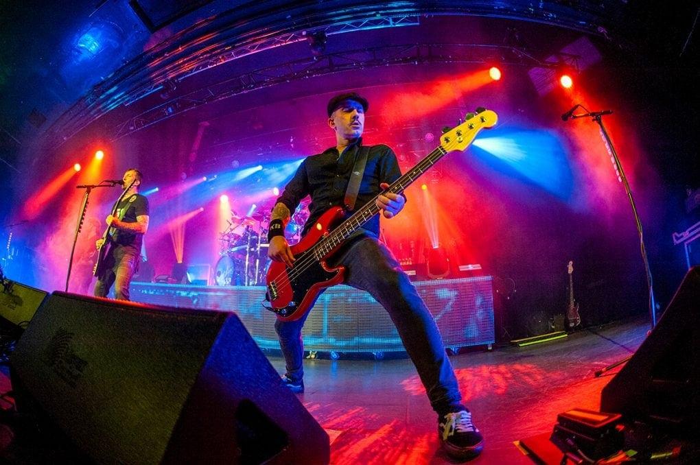 Volbeat Madrid 2019