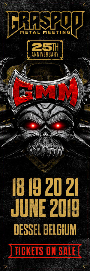Graspop Metal Meeting - Lateral
