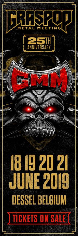 Graspop Metal Meeting - Lateral