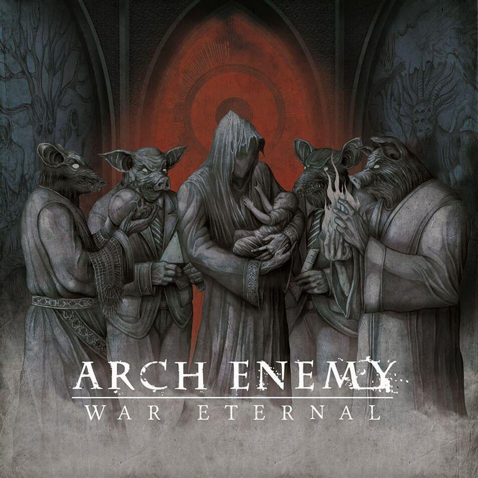 Arch Enemy War Eternal