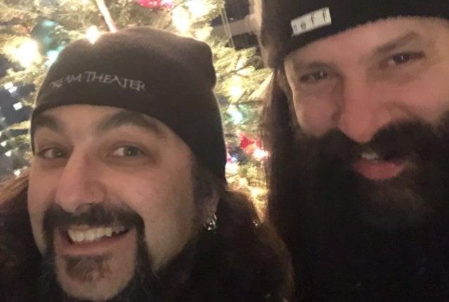Mike Portnoy John Petrucci