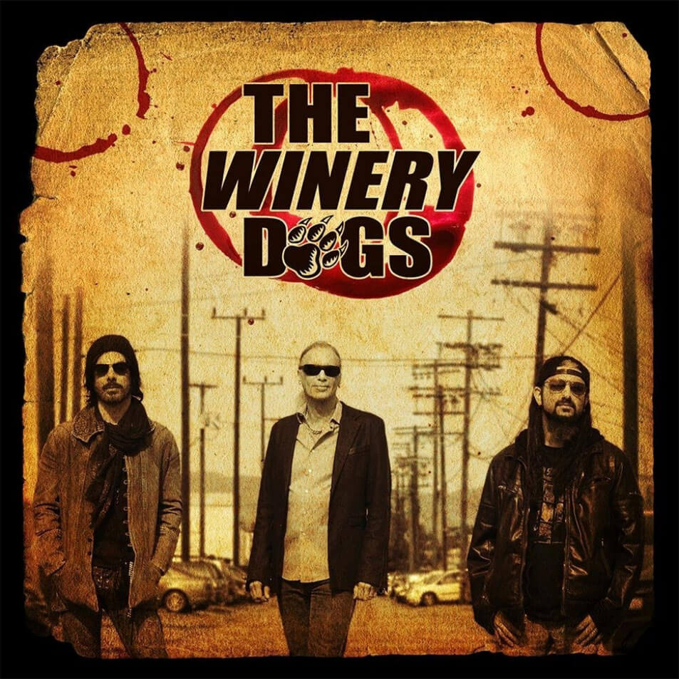 The Winery Dogs The Winery Dogs