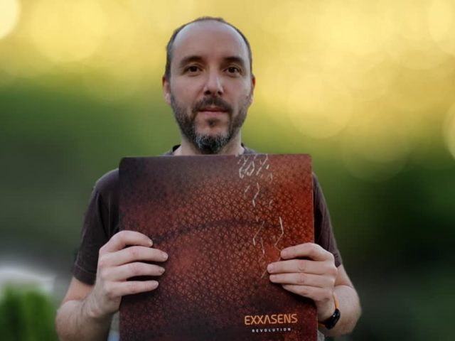 Exxasens - Jordi Ruiz